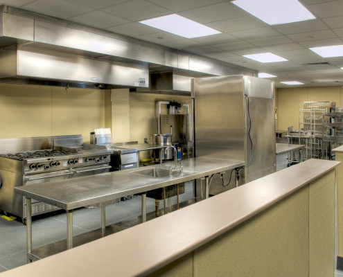 St. Margaret's Nursing Home Kitchen