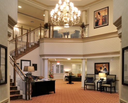 Sunrise Assisted Living Metairie Lobby