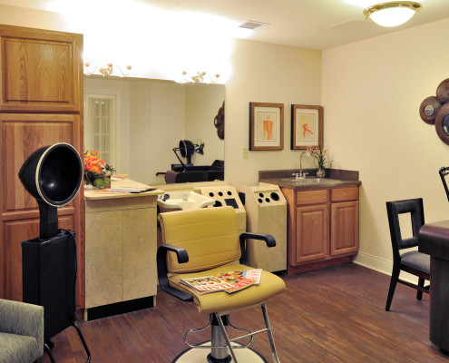 Sunrise Assisted Living Metairie Salon
