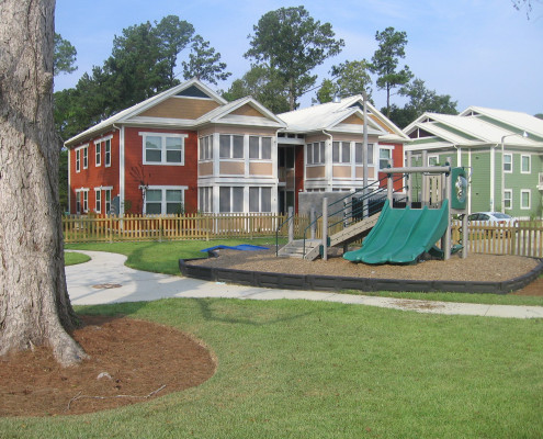 The Groves Housing Covington Playground