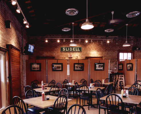 Times Bar & Grill Slidell Interior