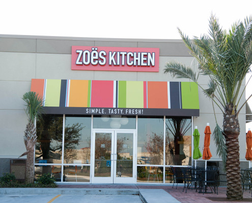 Zoes Kitchen Elmwood