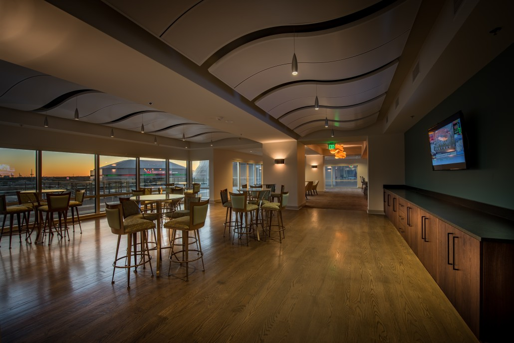 DonahueFavret General Contractor, Louisiana and Gulf South | Benson Tower, New Orleans, LA 4th floor interior