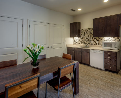 DonahueFavret General Contractor, Louisiana and Gulf South | Bayou Cane Apartments, Houma, LA kitchen