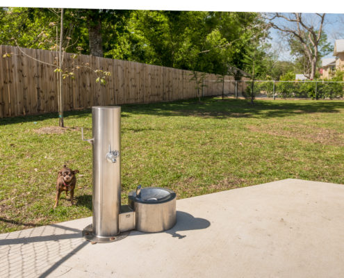 DonahueFavret General Contractor, Louisiana and Gulf South | Bayou Cane Apartments, Houma, LA dog park
