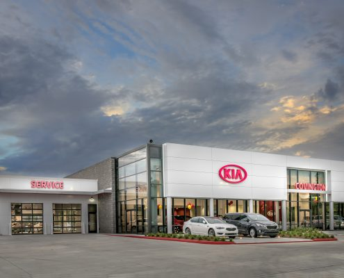 DonahueFavret General Contractor, Louisiana and Gulf South | KIA of Covington, LA exterior
