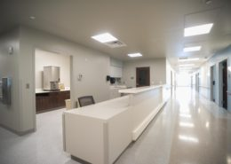 DonahueFavret General Contractor, Louisiana and Gulf South | AMG Rehab nurses station