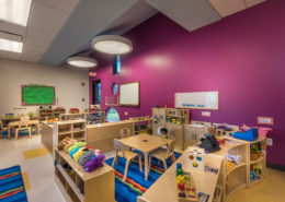 DonahueFavret General Contractor, Louisiana and Gulf South | Desire Street Ministries, New Orleans, LA Kids of Excellence Childcare classroom