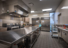 DonahueFavret General Contractor, Louisiana and Gulf South | Desire Street Ministries, New Orleans, LA Kids of Excellence Childcare kitchen