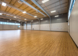 DonahueFavret General Contractor, Louisiana and Gulf South | Desire Street Ministries, New Orleans, LA gym multi-purpose room