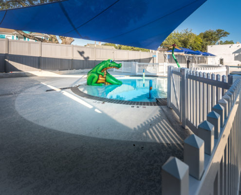 Jewish Community Center kids pool | DonahueFavret General General Contractors Louisiana and Gulf South