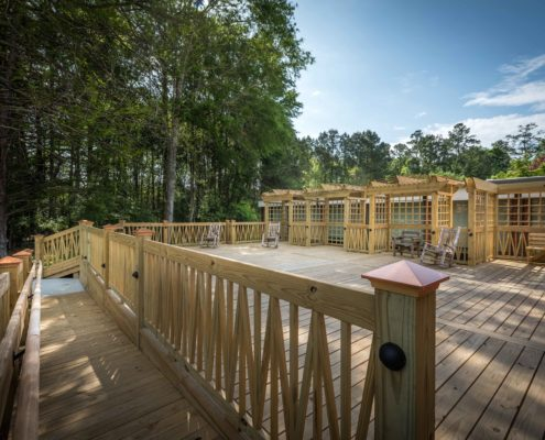 St. Joseph Abbey Retreat Center | DonahueFavret General Contractor, Louisiana and Gulf South