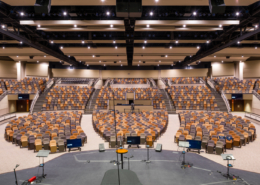 First Baptist Church Covington New Worship Center | DonahueFavret Contractors, Inc.
