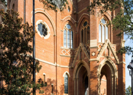 St. Stephen Church New Orleans facade | DonahueFavret General Contractors Louisiana and Gulf South