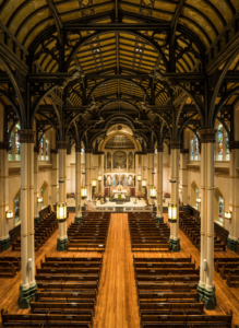 St. Stephen Catholic Church Interior Renovation | DonahueFavret Contractors | Louisiana and Gulf South
