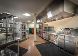 Kitchen Camelot Community Care | DonahueFavret Contractors | Louisiana and Gulf South
