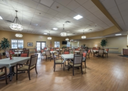 Activities Room Camelot Community Care | DonahueFavret Contractors | Louisiana and Gulf South