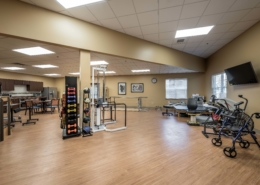 Physical Therapy Camelot Community Care | DonahueFavret Contractors | Louisiana and Gulf South