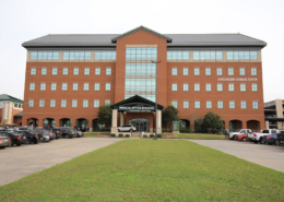 TRMC Women's Clinic exterior | DonahueFavret General Contractor, Louisiana and Gulf South