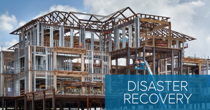 Disaster Recovery image | DonahueFavret General Contractor | Louisiana and Gulf South